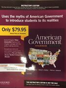 American Government Myths And Realities By Melvin J. Dubnick Robert L. Dudley