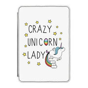 Crazy Unicorn Lady Case Cover For Kindle 6 E-reader - Funny