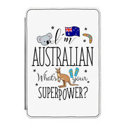 I'm Australian What's Your Superpower Case Cover For Kindle 6 E-reader Australia