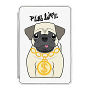 Pug Life Dog Case Cover For Kindle 6 E-reader - Funny Puppy