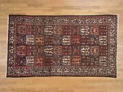 5and0396x9and0397 Bakhtiari Semi Antique Persian Wide Runner Oriental Rug G39763