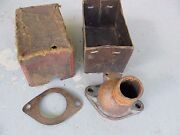 New 1940-1955 Nors Chevrolet Water Outlet Valve Assy. Ptw-1460 Gm