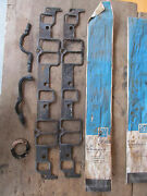 Nos 1950's 1960's Gm Chevrolet Intake Gasket Lot 348 409 Bbc Chevy