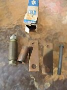 Nos 1960and039s Ford Truck Front Of Spring Shackle Kit C1tz-5304-b 1961 1962 63 1964