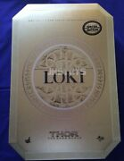 New Hot Toys 1/6 Thor The Dark World Loki Exclusive Special Edition Mms231 Japan