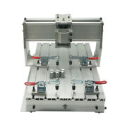 Cnc 3040 Z-dq Ball Screw Lathe Frame Engraving Milling Machine Wood Router Rack