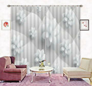 Quiet State Of Mind 3d Blockout Photo Curtain Print Curtains Fabric Kids Window