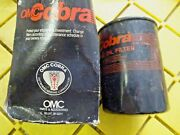 Oem Brp Omc Oil Filter 173233 Gm Long Filter L6 And V8 1965 And Up 18-7876 Others