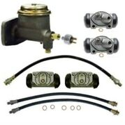 Brake Hydraulics Package For 1964-1966 Dodge A100 Trucks