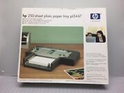 Hp Pt3447 250-sheet Plain Paper Tray Assembly Q3447a New Unopened Box