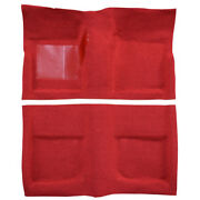 1965-68 Ford Mustang Coupe/convertible Loop Carpet