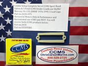 Ccms Mercury Sport Reed And Stuffer Kit V6 135-200hp For 5 Leaf Cages Pn.265s+st5