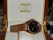 Chase Durer Swiss Made W/automatic Limited Edit Yes Watch One Donand039t Miss Out