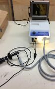 Jedmed Rigid Scope Video System. Fair To Good Condition.