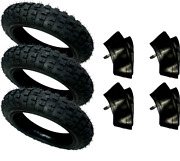 Tire And Tube Package Deal For Yamaha Mini Dirt Bike Youth Size 50cc Pw-50 Motor