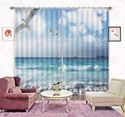 Soar To Great Height 3d Blockout Photo Curtain Print Curtains Fabric Kids Window
