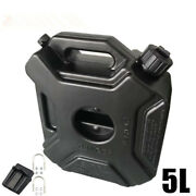 5l Explosion-proof Antistatic Car Motorcycle Spare Plastic Barrels Fuel Tank