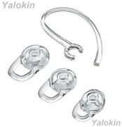 1 Earhook And 3 S/m/l Eartips Set For Plantronics Discovery 925 975 975se