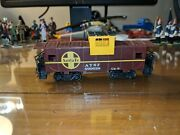 Bachmann A.t.s.f. 999628 Ce-6 Brown Colored Clear Vision Caboose Ex