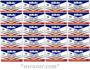 1000 Gillette Double Edge Blades Classic Style Safety Razor Refills Salon Pack
