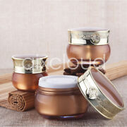 Empty Jar Container Cosmetic Cream Lotion Bottle Makeup Sub-bottling 10g/15g/30g