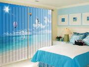 Free You Mind 3d Blockout Photo Curtain Print Curtains Fabric Kids Window