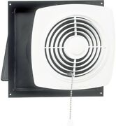 Home Kitchen Laundry Rec-room Bathroom Wall Chain-operated Exhaust Bath Fan New