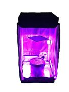 1 Site Hydroponic System Grow Room - Complete Grow Tent Kit Dwc - Led Grow Light
