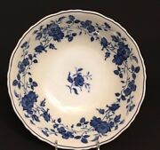 Royal Meissen By Fine China Of Japan 9 Serving Bowl Excellent Condition