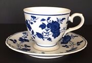 Royal Meissen By Fine China Of Japan Cup And Saucer Excellent Condition