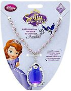 Disney Store Sofia The First Costume Light Up Amulet