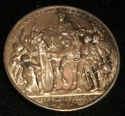 German States Prussia Silver 1913 A 3 Mark - Defeat Of Napoleon