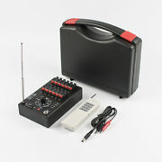 12 Cue Wireless Fireworks Firing System Sequential Salvo Fire Igniter