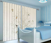 Making Love Everyday 3d Blockout Photo Curtain Print Curtains Fabric Kids Window