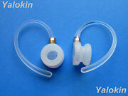 New 2 Ear Loops And 2 Earbuds Replacement Set For Motorola Hz720 And Hx600 Boom