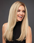 Blake-petite Monotop Smart Lace Front Hand Tied Long Luxury Wig Renau Any Color