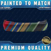 Painted To Match - Rear Bumper Cover Direct Fit For 2002-2006 Toyota Camry 02-06