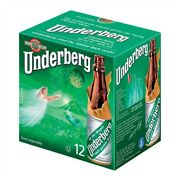 Underberg Herb Bitters For Digestion 12 Bottles Made In Germany-free Shipping