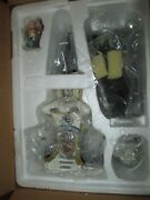 Dept 56 Time To Celebrate Merryville Chapel And Accessories Figurine