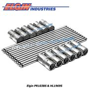 New Pushrod And Lifter Set 12 Each Fits Some 1975-1988 Gm 181 196 231 And 252 V6