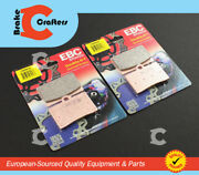 2011 Indian Chief Blackhawk Brembo - Front Ebc Hh Rated Brake Pads - 2 Pair