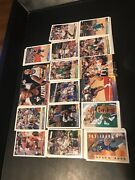 92-93 Upper Deck Basketball Collection Of 201 Cards