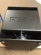 Fbt Subline 15sa Bass Bins Never Been Used With Covers And Boxes