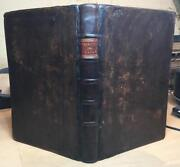 1654 William Day 'exposition Of Isaiah' Fine Binding. Christian/bible/theology