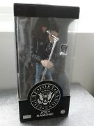 Joey Ramone Rare 12 Figure W/ Sunglasses And Mic Og 2003 Excellent Condition
