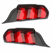 Oem New Rear Right And Left Tail Light Lamp Assembly Set 2 15-17 Ford Mustang