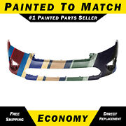 New Painted To Match - Front Bumper Cover Fascia For 2010 2011 2012 Ford Fusion