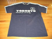 The Home Game Label - Toronto Maple Leafs Hockey Department Lg Heavy Shirt