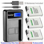 En-el12 Battery Or Lcd Charger For Nikon Coolpix S6300 S8000 S8100 S8200 S9050