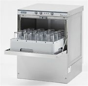 Halcyon Amika Am55xlwsd Glasswasher With Drain Pump And Water Softener New
